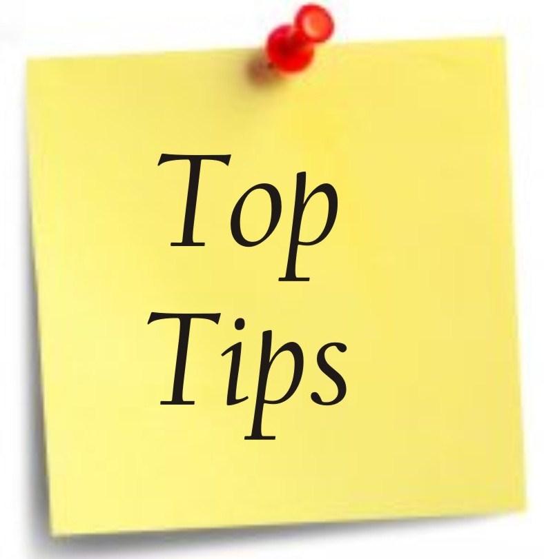 Furniture Specials - Top Tips