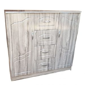 Chest - Hanging (2 doors) with 4 drawers
